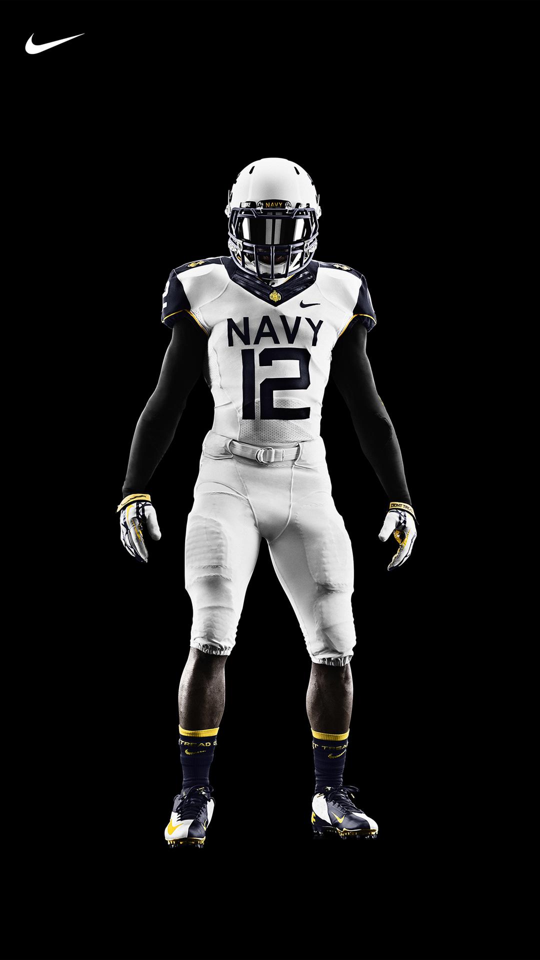 Nike American Football Wallpaper Usc Nike football navy uniform 1080x1920