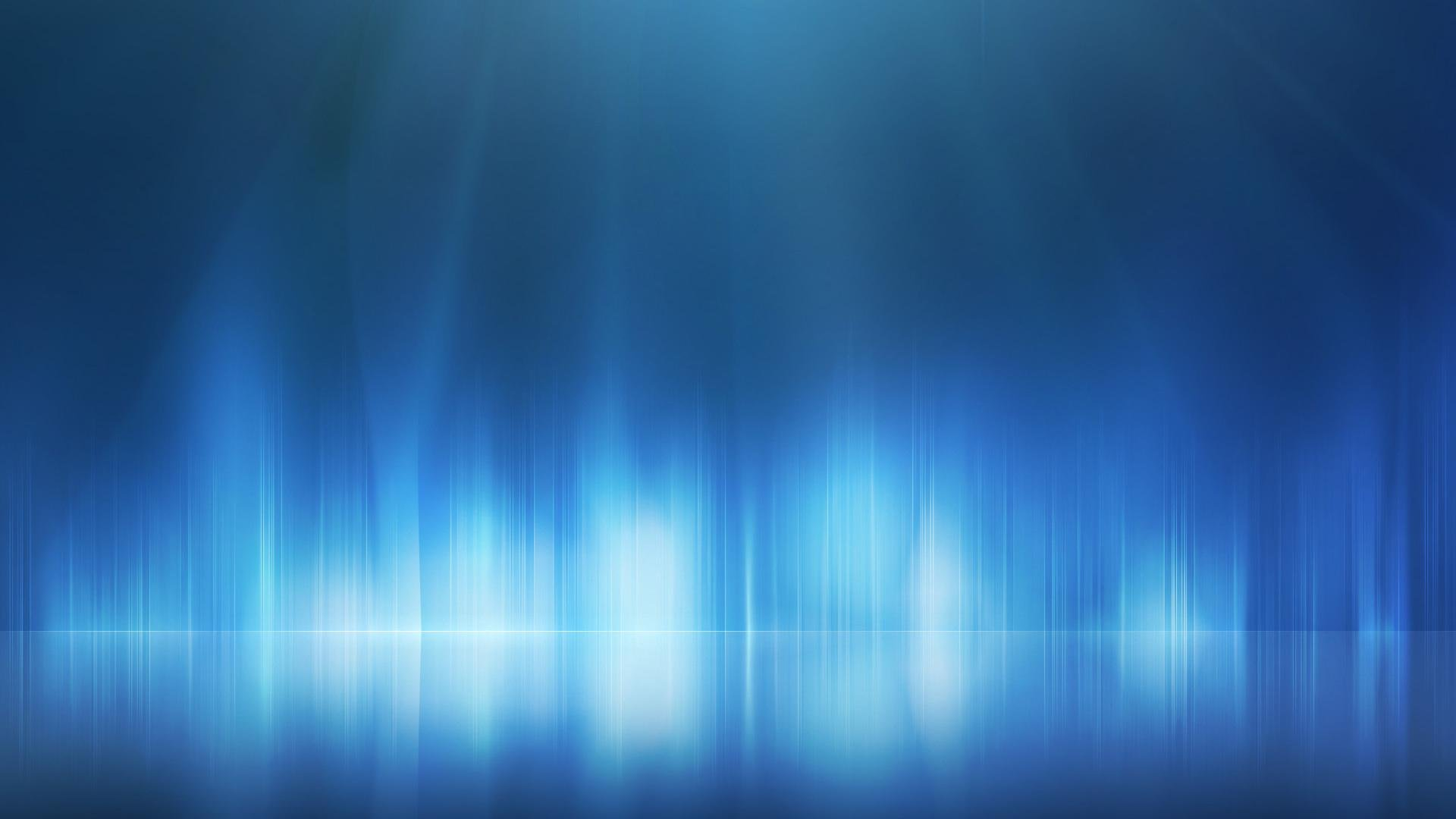 Hd Blue Dazzle Light Background For Imac Widescreen and HD background 1920x1080