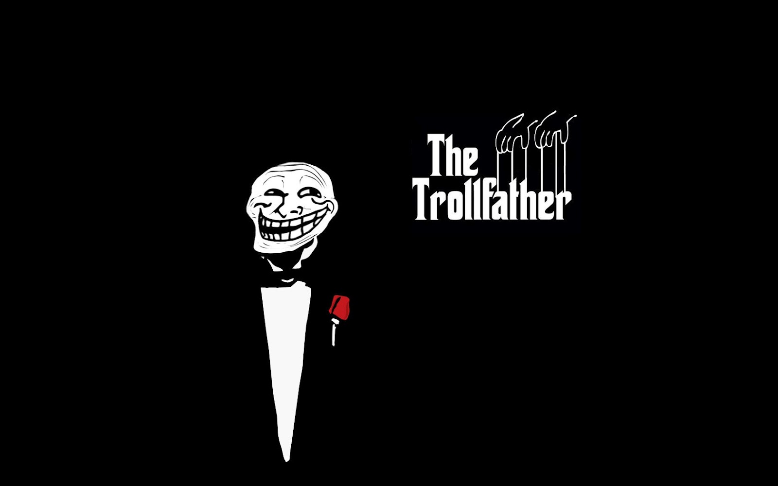Funny Trollface Meme HD Wallpapers Download Wallpapers in HD for 1600x1000