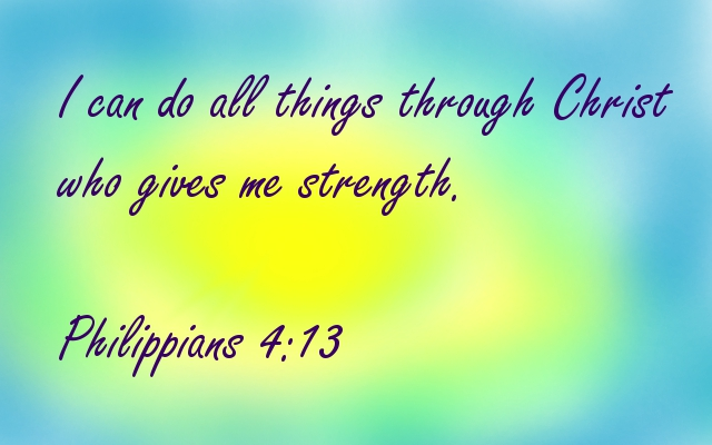 Free Download Philippians 4 13 Wallpaper Philippians 413 By