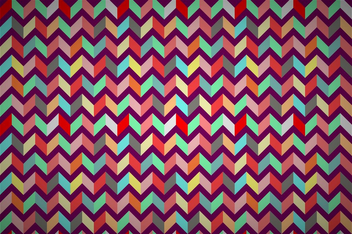 neo patchwork zigzag wallpaper patterns 1200x800