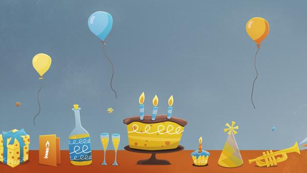 Birthday Celebration Wallpaper Wallpapersafari