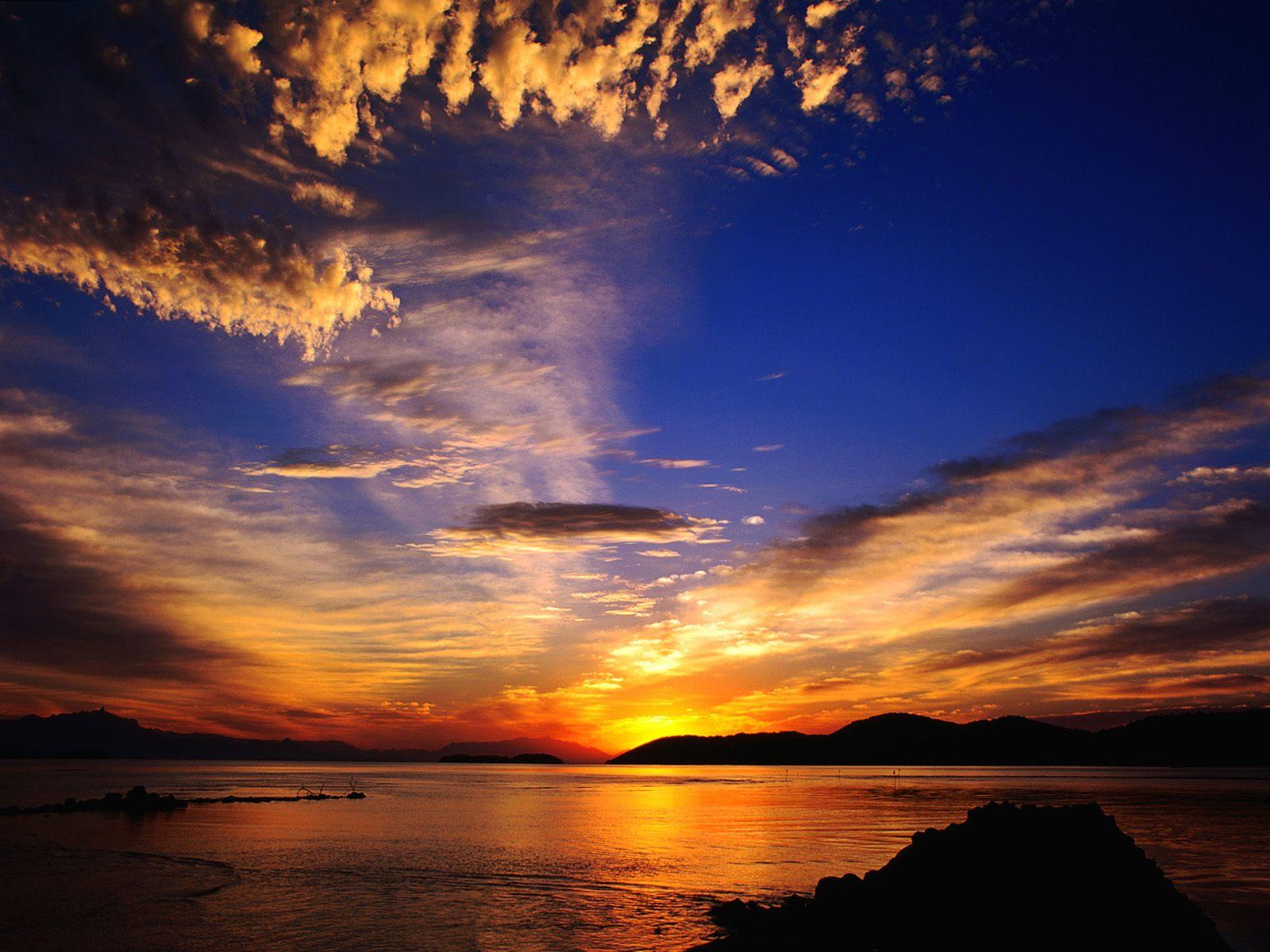 Sunset Wallpapers HD Sunset Wallpapers HD for Desktop 1600x1200