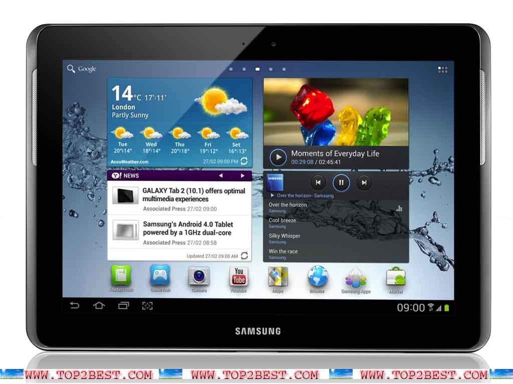 Samsung Galaxy Tab 2 101 Tablet   Top 2 Best 1024x768