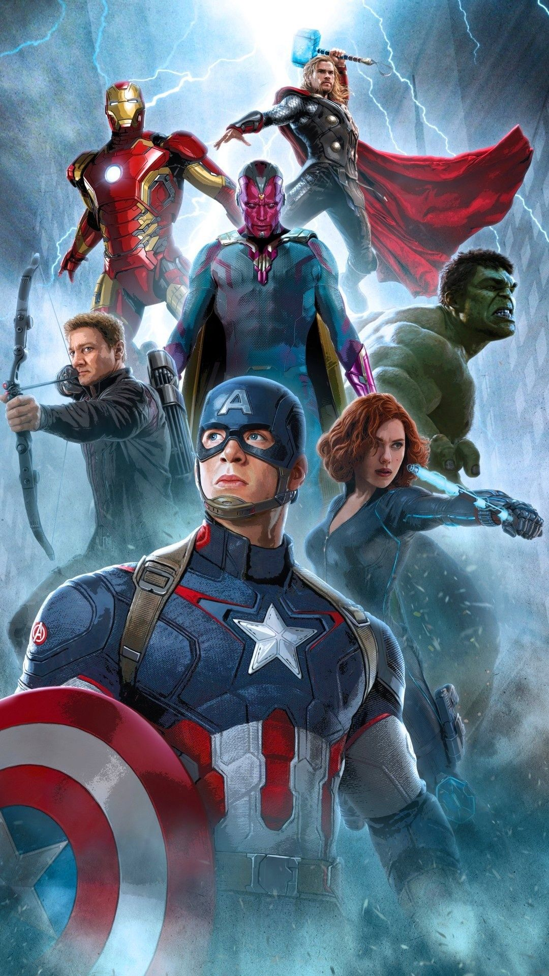 Avengers Android Wallpapers   Top Avengers Android 1080x1920