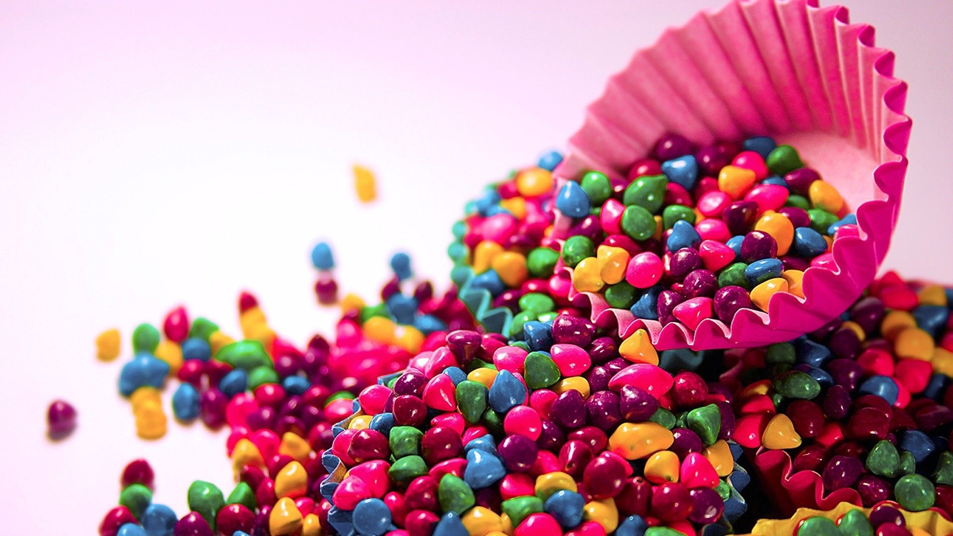Food and Drink Rainbow Candy Wallpaper HD 25977 Hd Background 1920x1080