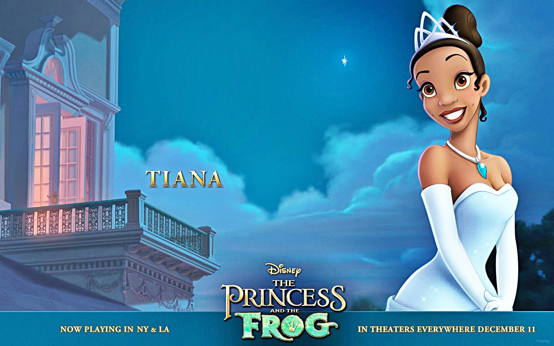 Walt Disney Wallpapers   Princess Tiana   Walt Disney Characters 1920x1200