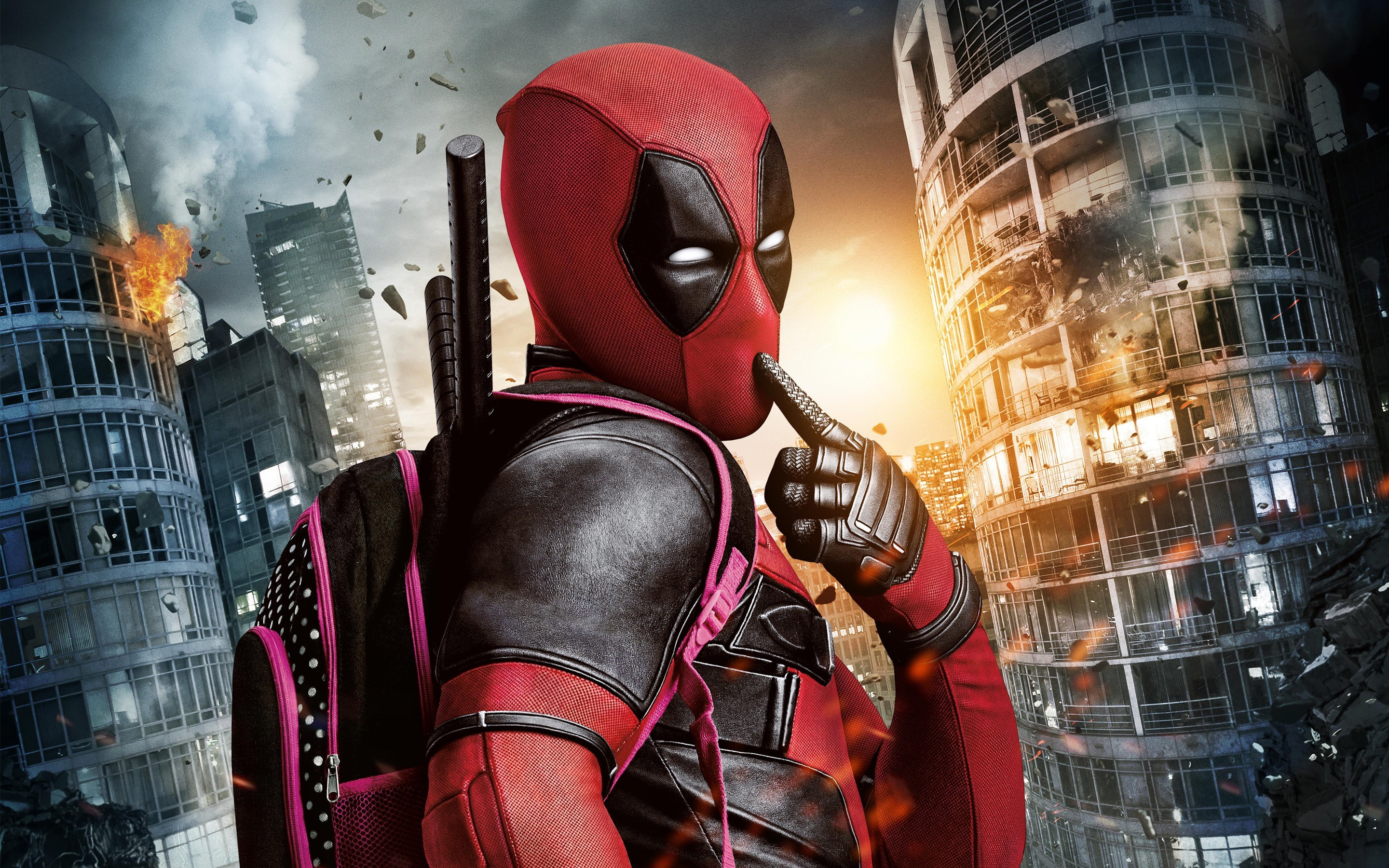 Deadpool Hd Wallpaper X Windows Xp Pic Hwb1410   Deadpool Full Hd