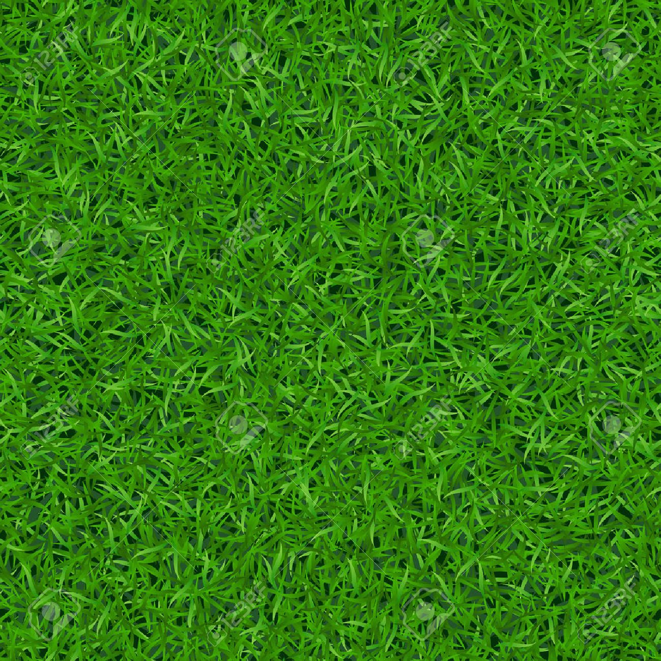 Green Grass Seamless Pattern Background Lawn Nature Abstract 1300x1300