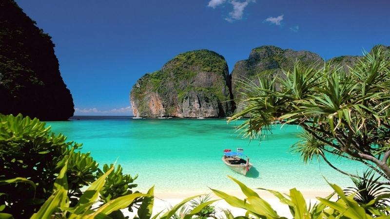 beach islands seascapes 1920x1080 wallpaper Nature Beaches HD 800x450
