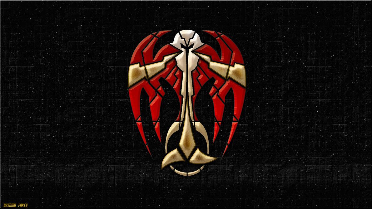 Klingon Symbol Wallpaper Klingon cardassian 1191x670