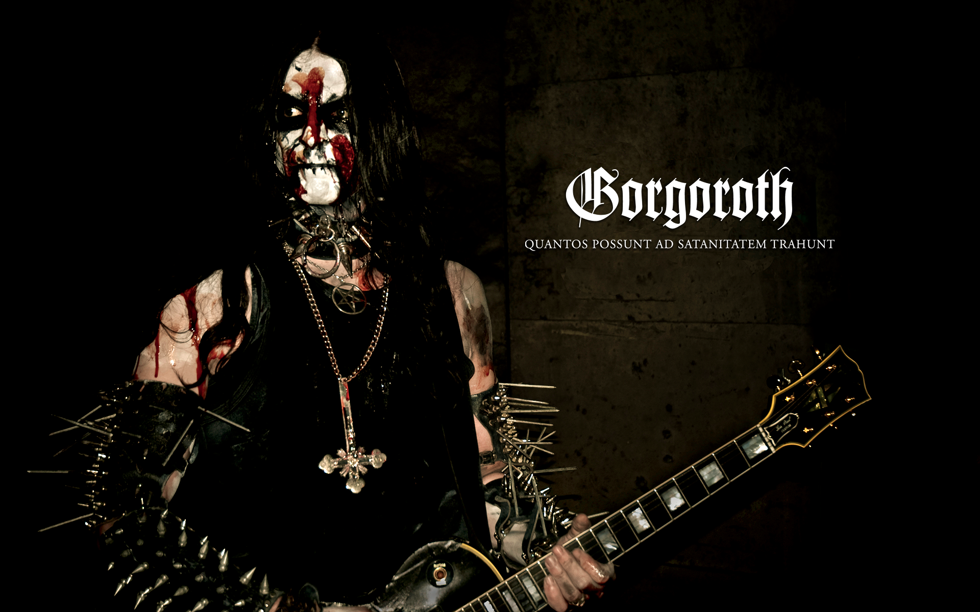 GORGOROTH black metal heavy hard rock band bands groups group concert 1920x1200