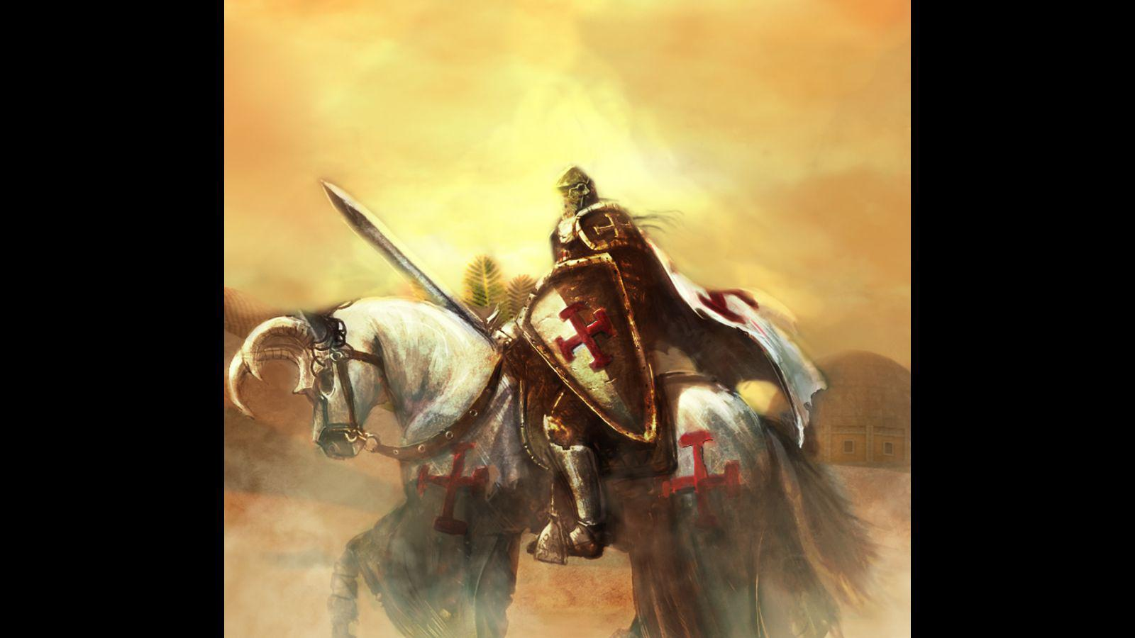 knights of templar The knights templar, aka the bad guys from the original assassin's creed that you take out with pin-point accurate knife-punches to the back of the neck from horseback, are a popular facet of.