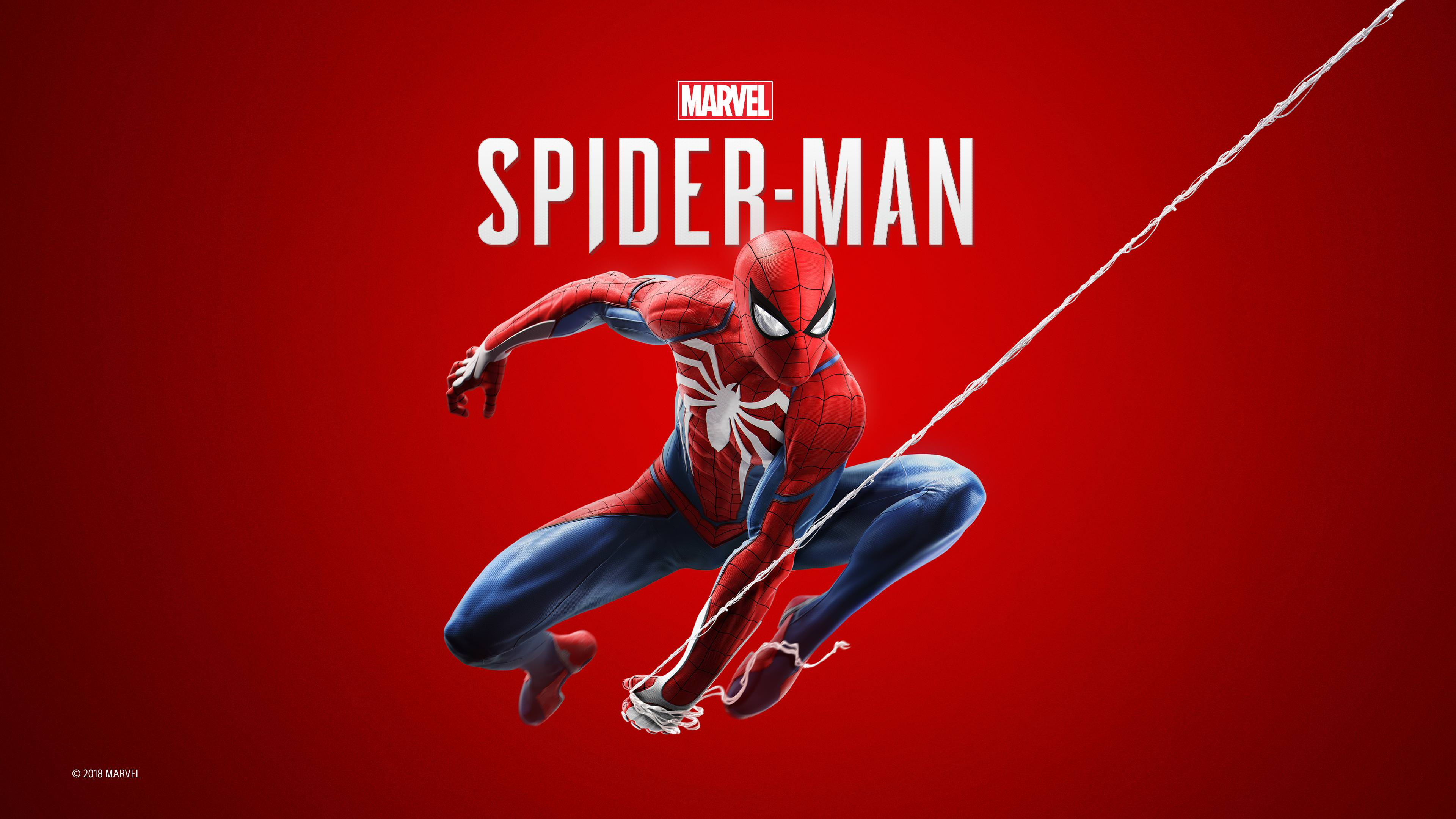 Image] Spider Man PS4   4K Wallpaper PS4 3840x2160
