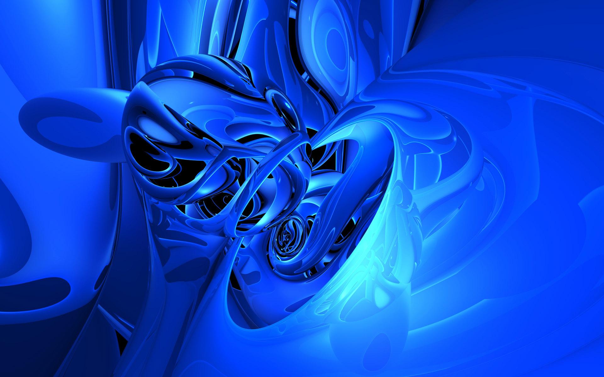 wallpaper abstract blue walls 1920x1200 1920x1200