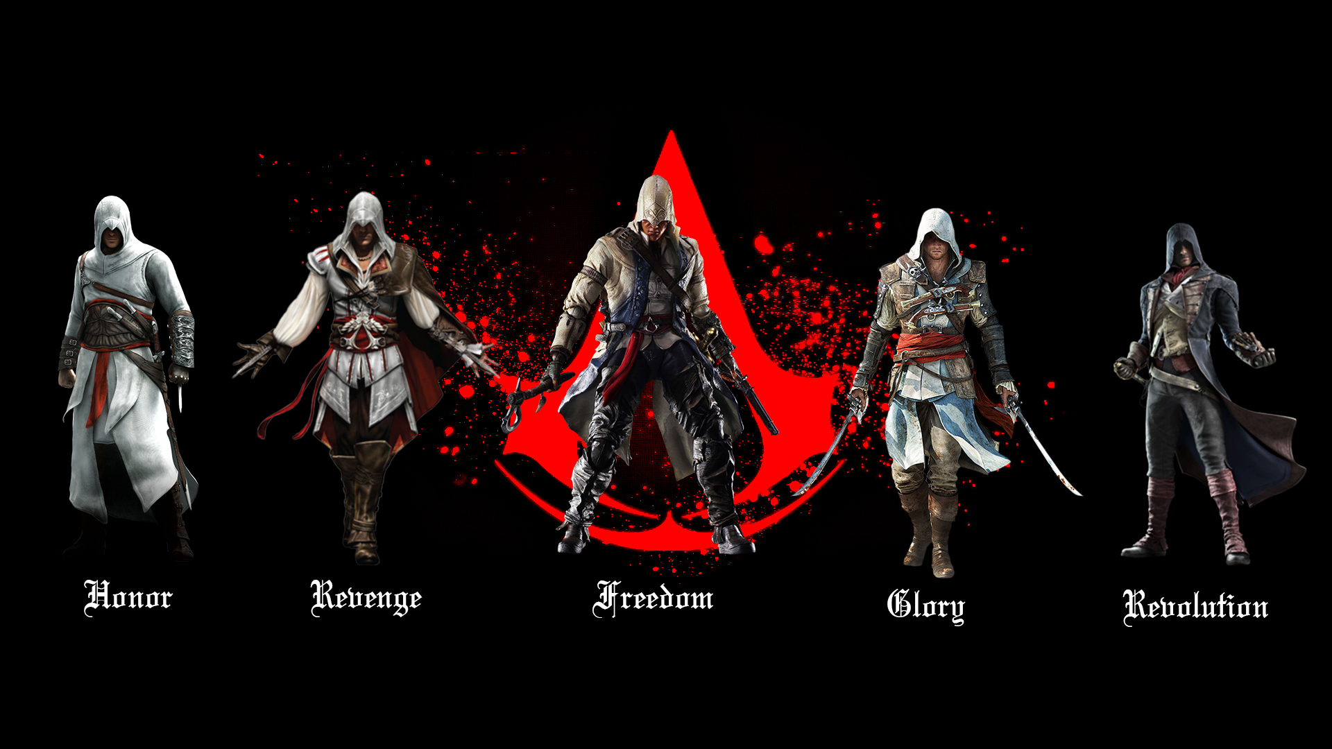 Assassins Creed Wallpaper Collection For Download 1920x1080