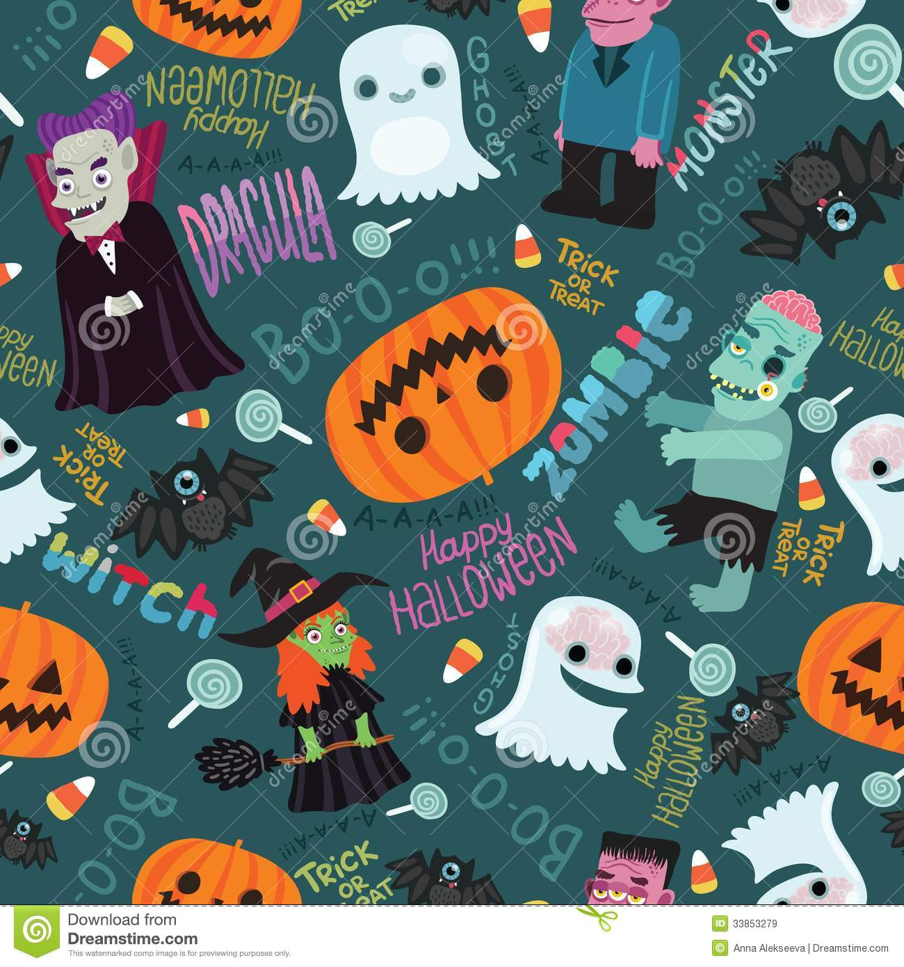 Cute Ghost Wallpaper - WallpaperSafari