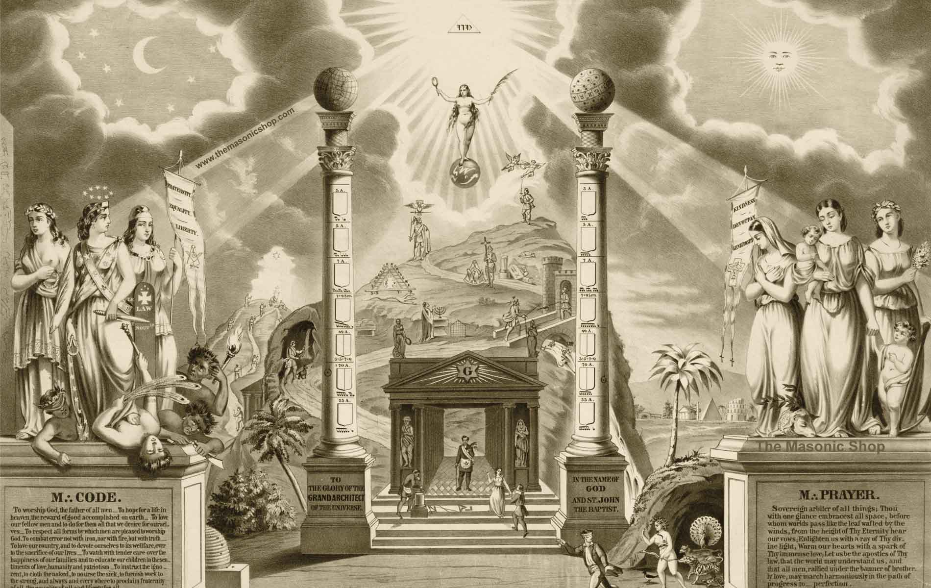 Masonic Wallpaper Courtesy of The Masonic Shop Page Five 1900x1200
