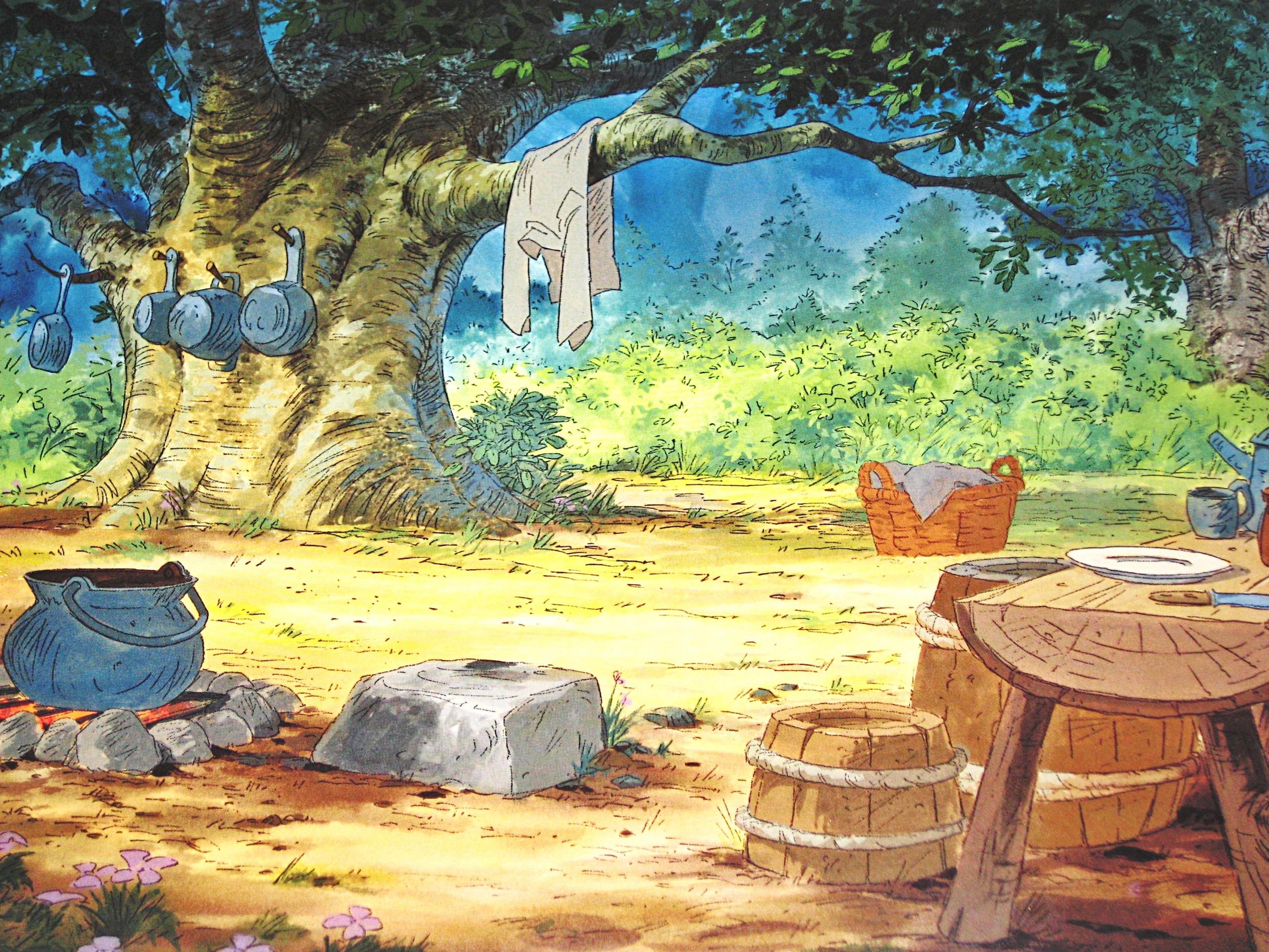 Walt Disney Characters images Walt Disney Backgrounds   Robin Hood HD 2560x1920