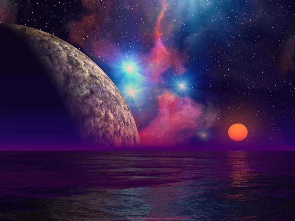 planets   Astronomy Wallpaper 30987569 1024x768