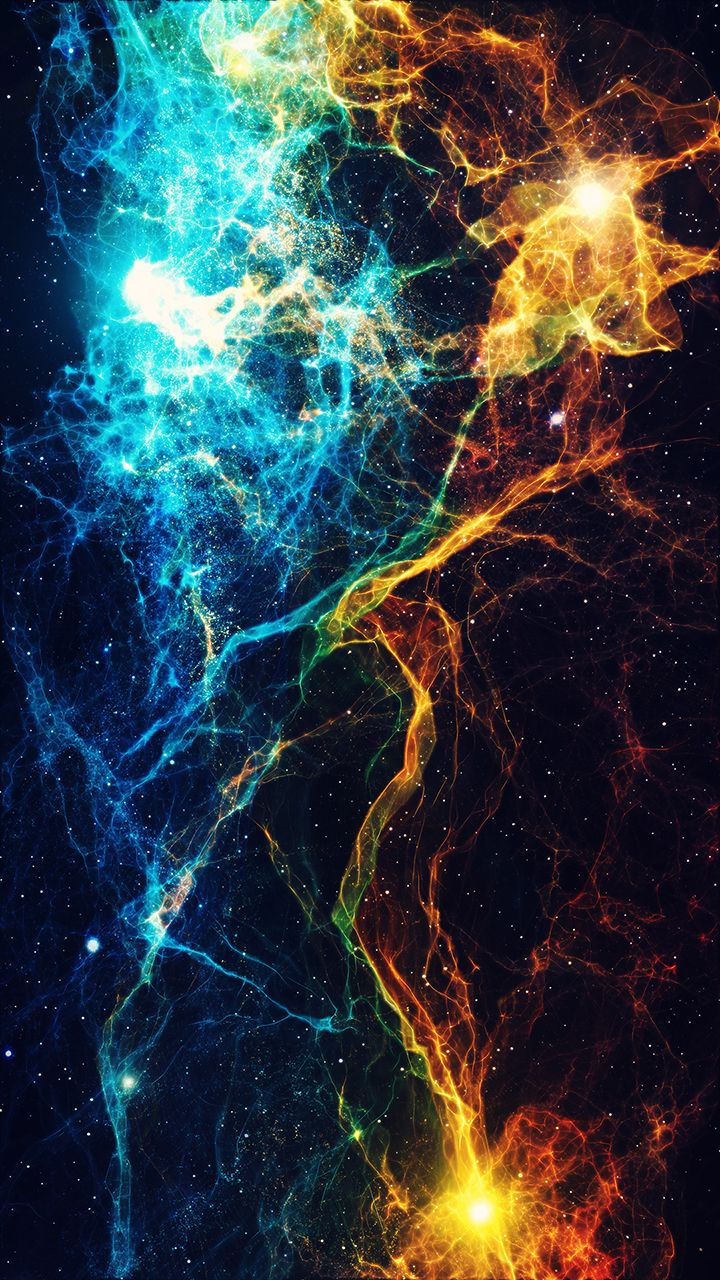Nebula With Trapcode Mir Astronomy Galaxy pictures Space 720x1280