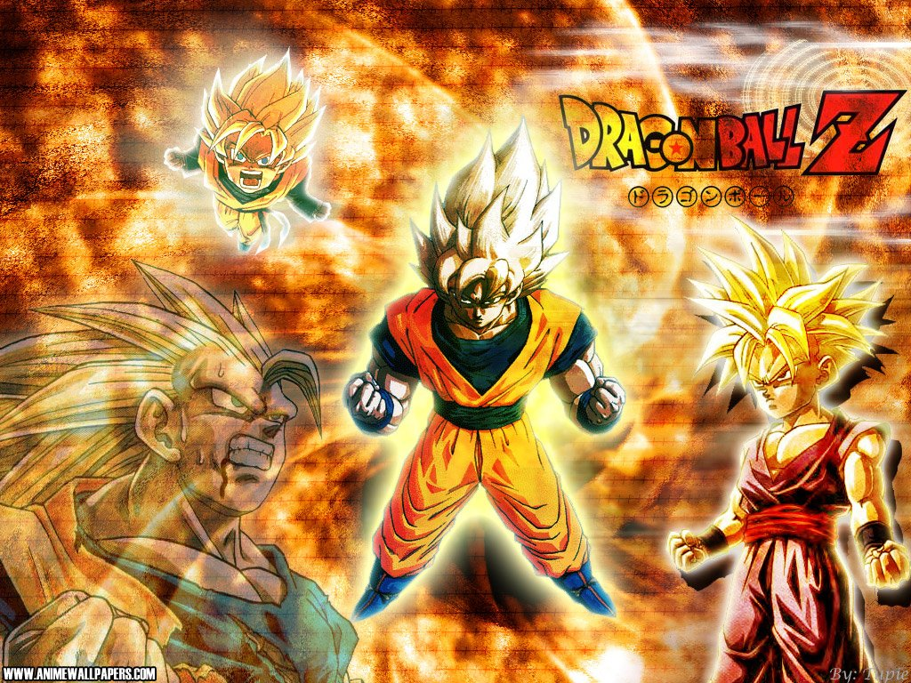 dbz rampage images dbz HD wallpaper and background photos 1024x768