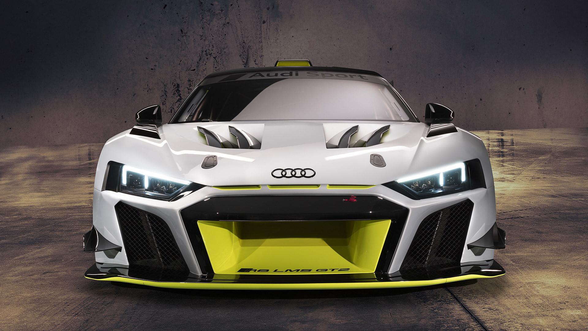 2020 Audi R8 LMS GT2 Wallpapers Specs Videos   4K HD   WSupercars 1920x1080