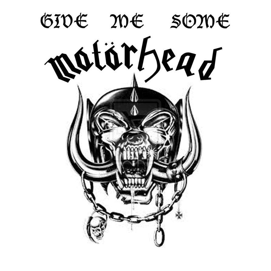 Motorhead logo by FTnathanFD 894x894