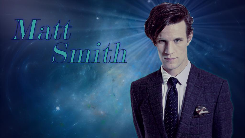 Matt Smith Wallpaper by The Light Source 1024x576