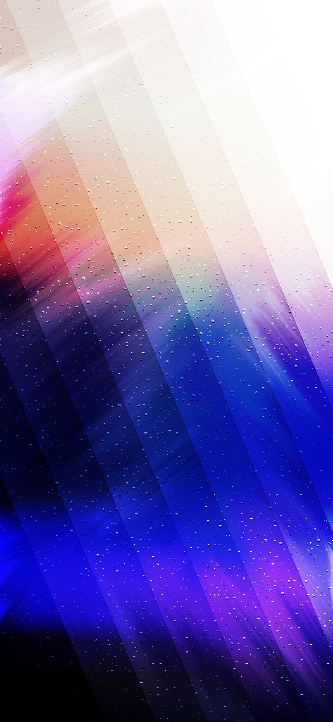 Wallpapers of the week colorful geometry and bokeh 1125x2436