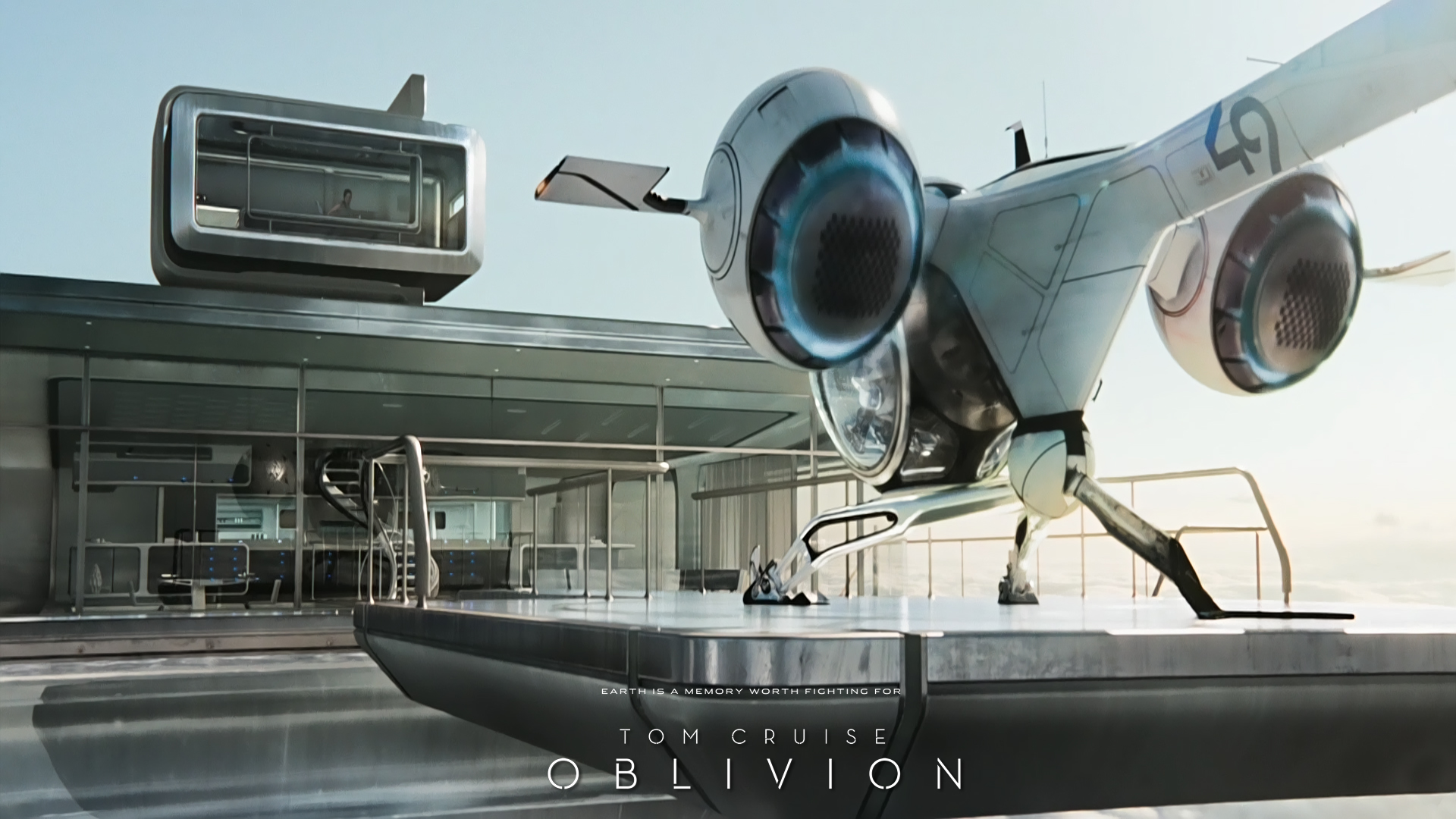 Tom Cruise Oblivion wallpapers 2 1920x1080