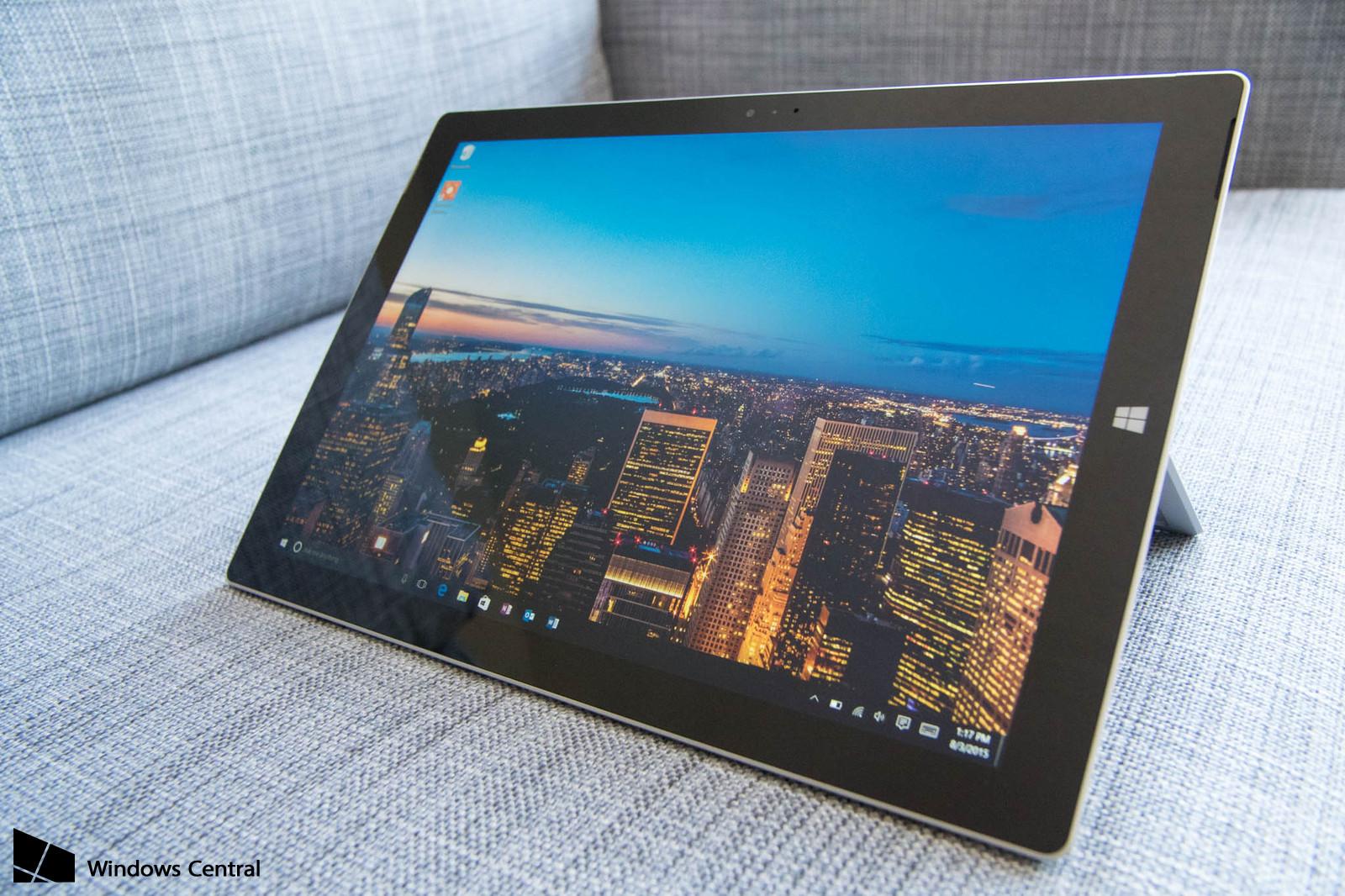 ... Surface Book Surface Pro 4 Microsoft Band 2 Windows 10 Surface Pro 3