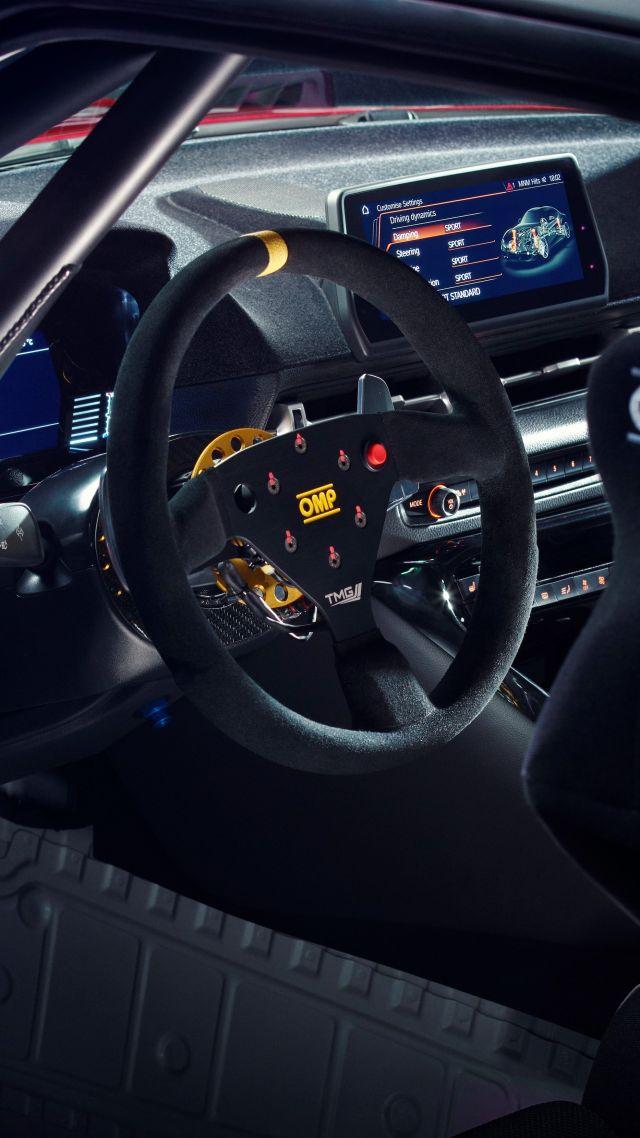 Wallpaper Toyota GR Supra GT4 2019 Cars Geneva Motor Show 2019 640x1138