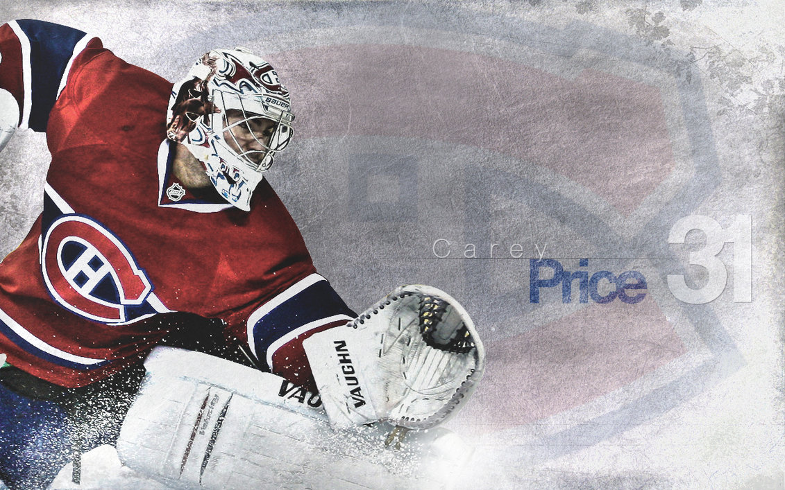 Carey Price Wallpaper   Carey Price Fan Art 28655603 1131x707