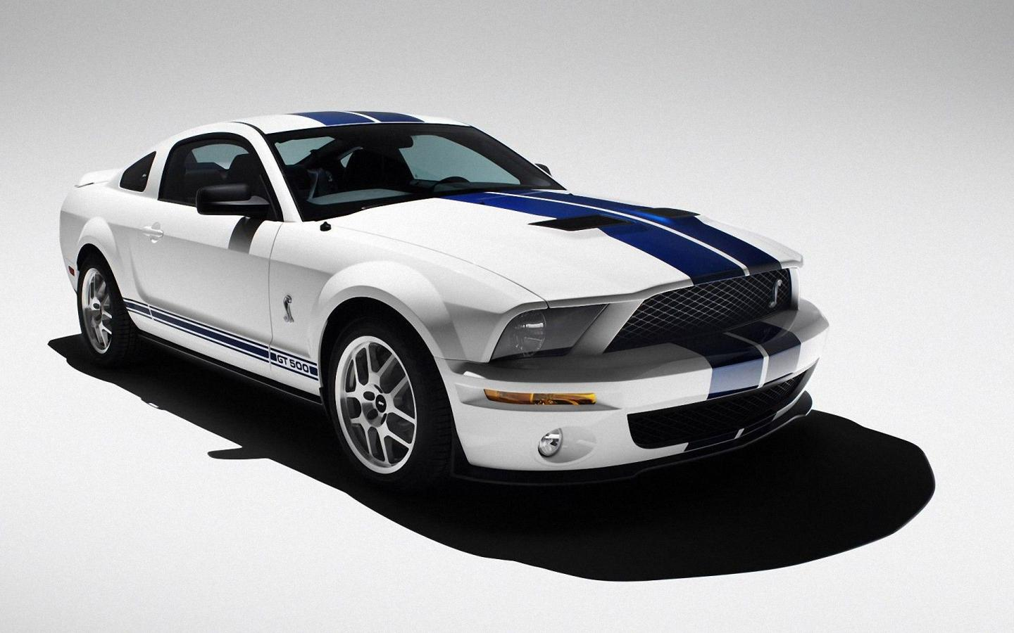 Ford Mustang Shelby GT500 1440x900 WallpapersFord Mustang 1440x900 1440x900