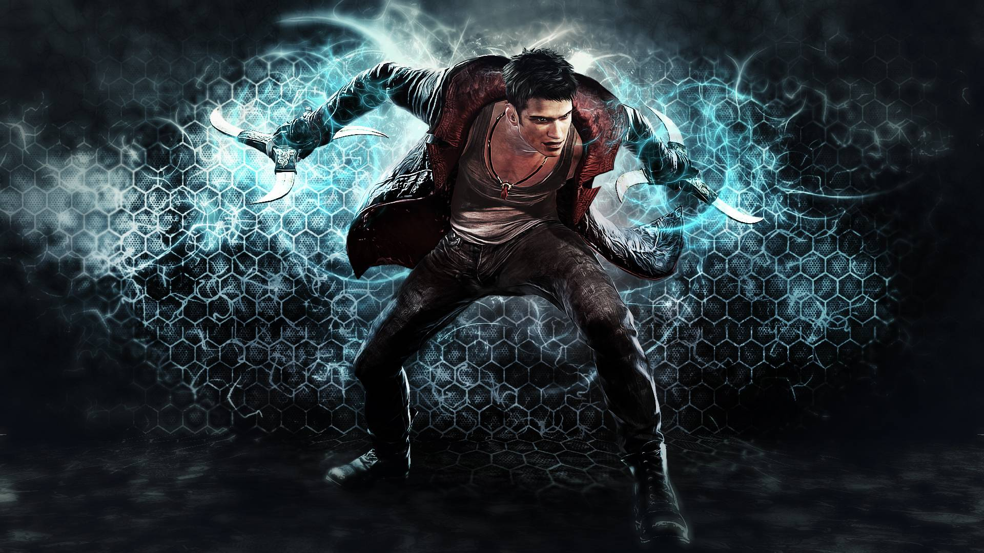 Free Download Devil May Cry Dante Wallpapers 1920x1080 For
