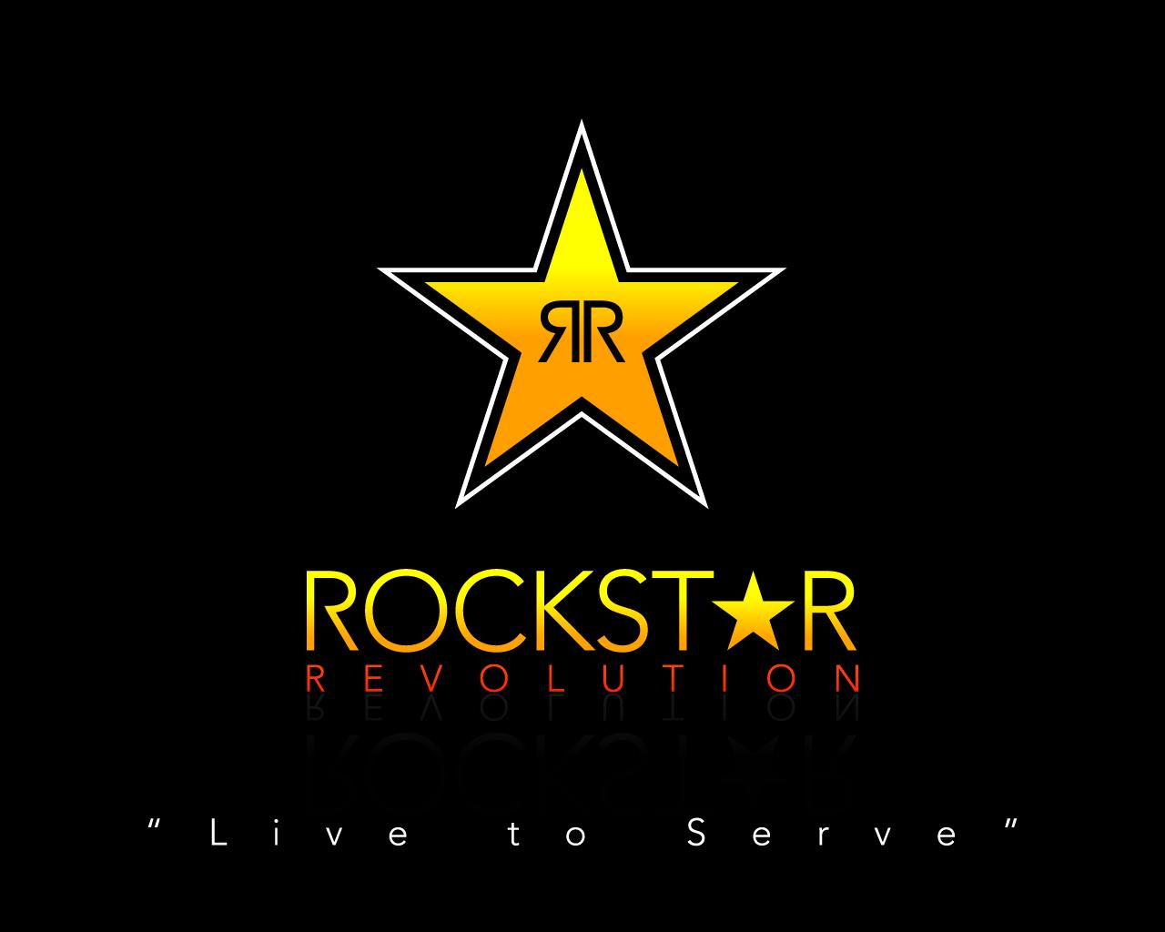 Rockstar Logo Wallpaper Wallpapersafari