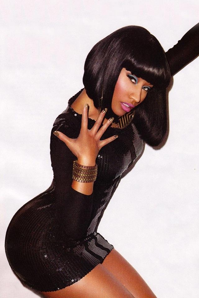 Nicki Minaj iPhone HD Wallpaper iPhone HD Wallpaper download iPhone 640x960