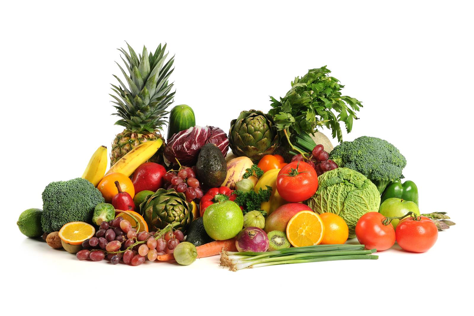 fruits and vegetables   FruitsVegetables Wallpaper 1600x1067