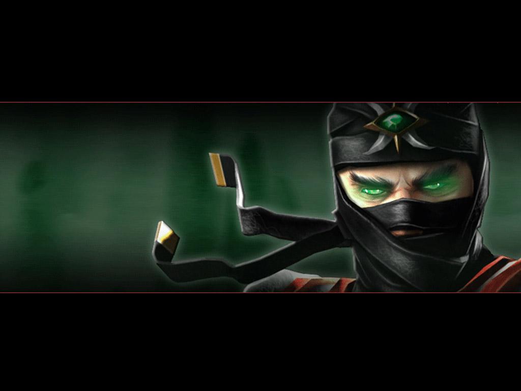 50] Black Ninja Wallpaper on WallpaperSafari 1024x768