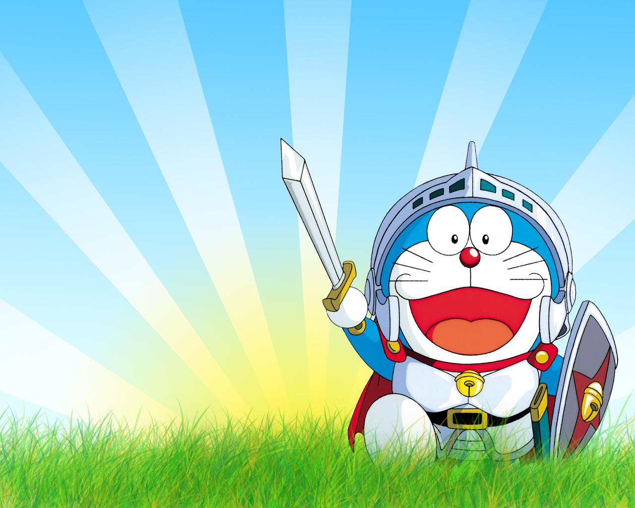 Doraemon HD Wallpapers 1280x1024