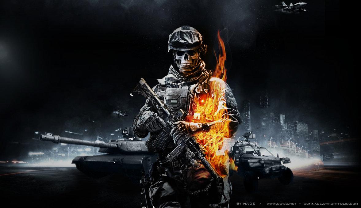 More Artists Like Battlefield 3 Wallpaper UK 1080p by GuMNade 1177x679