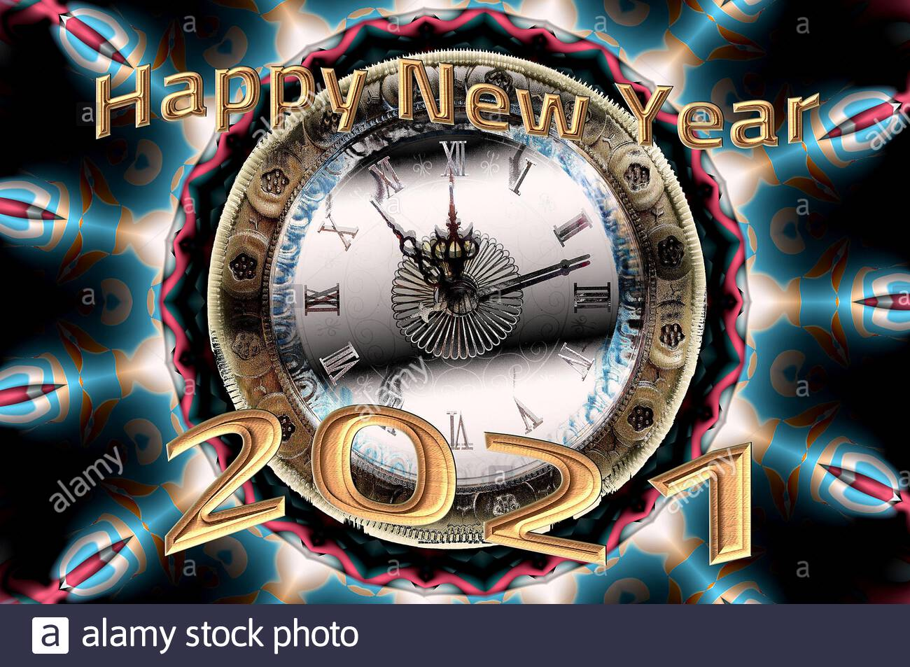 Happy New Year 2021 High Resolution Stock Photography and Images 1300x953