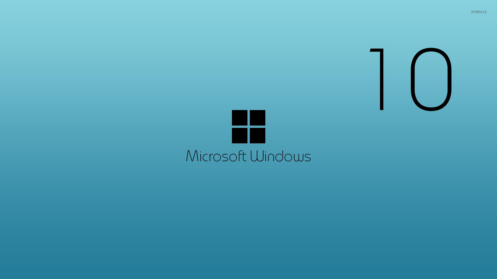 Black Windows 10 wallpaper 1680x1050 1680x1050