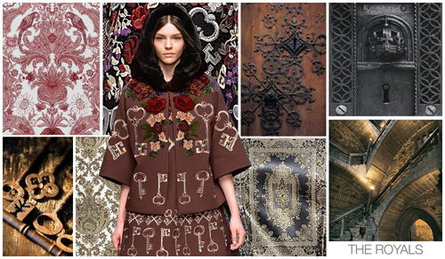 Fall Winter 2015 2016 Artwork Trends from Fashion Snoops Blue 500x292