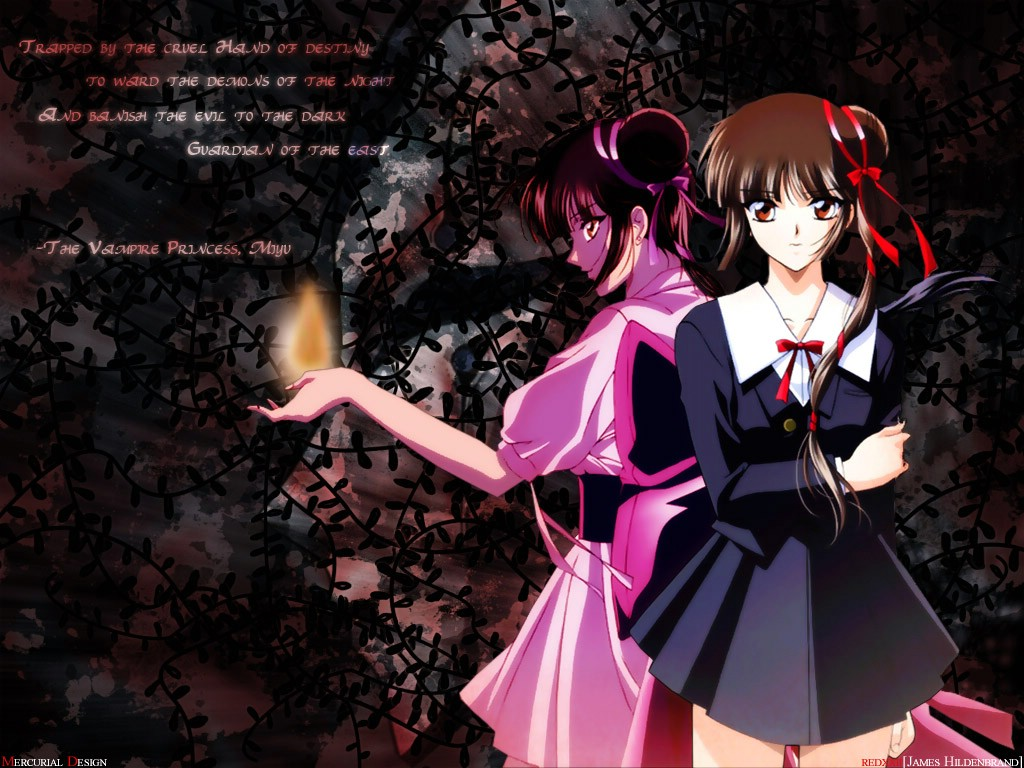 All Vampire Animes free download vampire anime wallpapers [1024x768] for your
