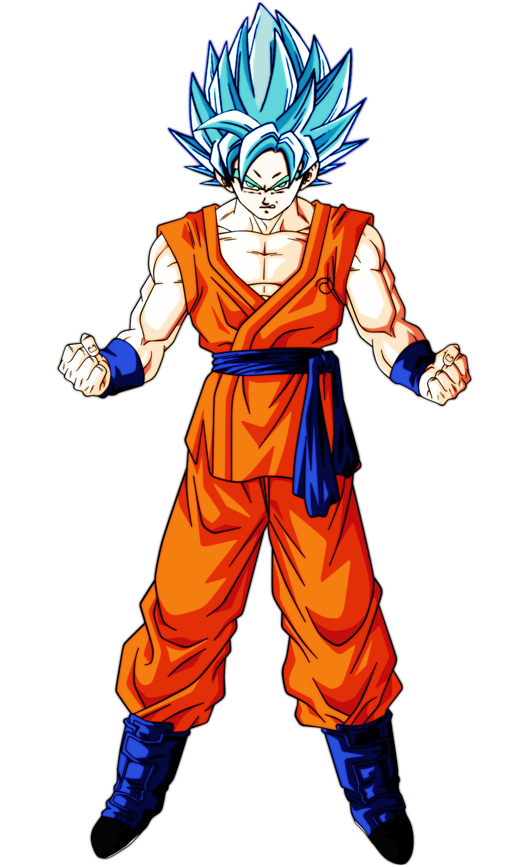 Super Saiyan God Goku Wallpaper