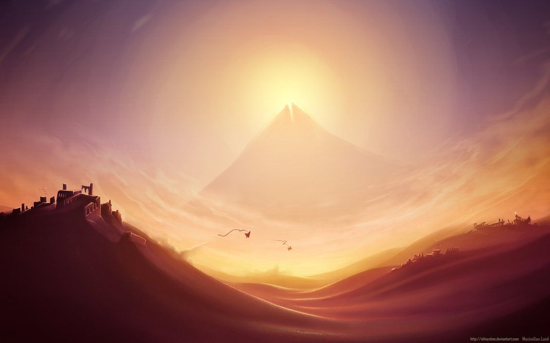 journey game   Google Search Paintings Id Love to Hang 1131x707