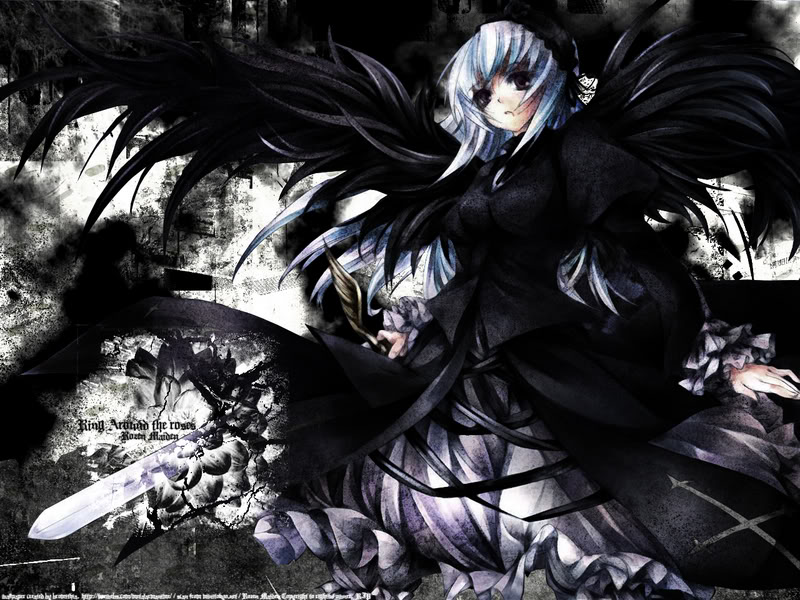 Free Download Profilekisscomdark Angel Anime Wallpaper 800x600