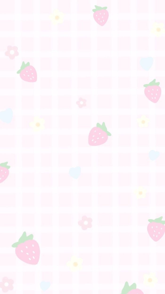 STRAWBERRY WALLPAPERS Soft wallpaper Wallpaper iphone 700x1245